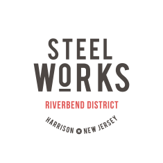 Steel Works round logo